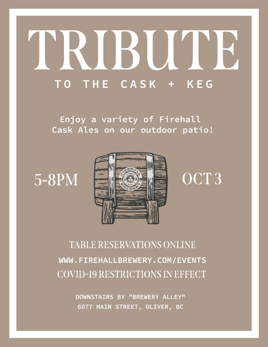 Tribute to Cask and Keg-01